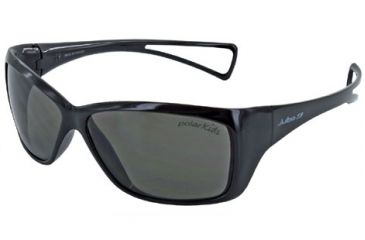 Julbo Diego Rx Sunglasses - Black Frame, Polar Kids Ages 5-9 4109214