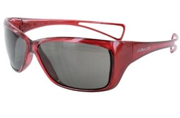 Julbo Diego Rx Sunglasses - Red Frame, Spectron 3 Ages 5-9 4102013
