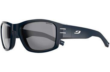 Julbo Kaizer Sunglasses Dark Shiny Blue Frame w/ Spectron 3 Lenses 4482012