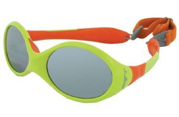 Julbo Loop 1 Babies Sunglasses, Lime/Orange 189116C