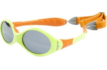 Julbo Looping 1 Babies Sunglasses 0-18 months, Lime/Orange
