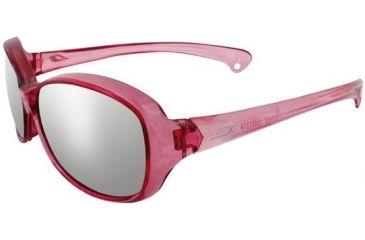 Julbo Naomi Sunglasses, Crystal Pink Frame w/ Specron 4 Lenses 4451219