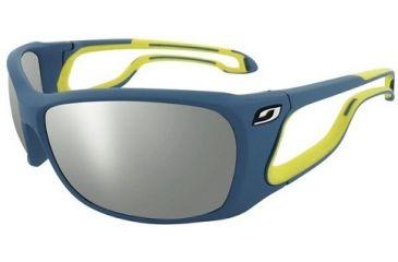 Julbo Pipeline  Sunglasses, Blue/Yellow Frame w/ Polarized 3 Lenses 4289112