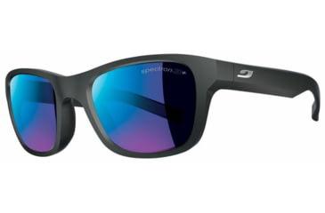Julbo Reach Sunglasses, Matte Black w/ Spectron 3+ Lenses 4641114
