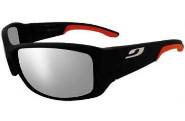 Julbo Run Sunglasses, Black Orange With Spectron 4 Lenses 3701214 8ff754965f43