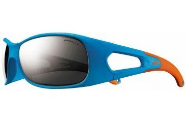 Julbo Trainer L Kids Sunglasses, Blue/Orange w/ Spectron 3+ Lenses 4551112