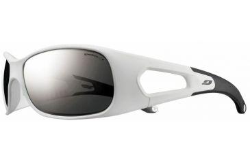 Julbo Trainer L Kids Sunglasses, White/Black w/ Spectron 3+ Lenses 4551111