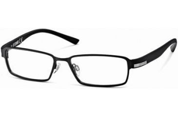 Just Cavalli JC0282 Eyeglass Frames - Matte Black Frame Color