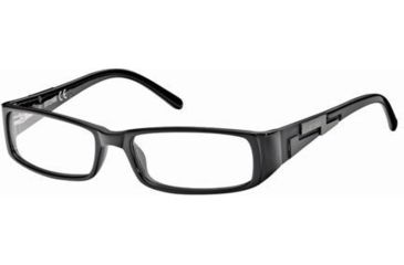 Just Cavalli JC0298 Eyeglass Frames - Black Frame Color