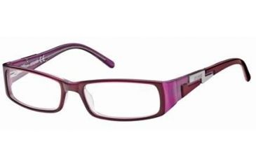 Just Cavalli JC0298 Eyeglass Frames - Fuxia Frame Color