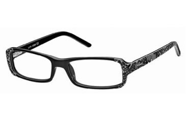 Just Cavalli JC0374 Eyeglass Frames - hfguhkjsdfhghksdfjlBlack Frame Color