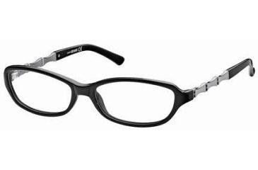 Just Cavalli JC0375 Eyeglass Frames - Shiny Black Frame Color