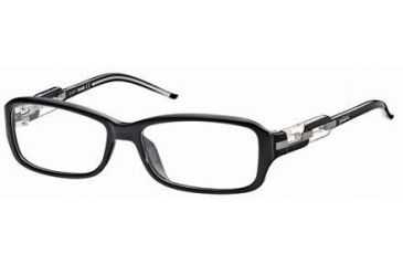 Just Cavalli JC0383 Eyeglass Frames - Shiny Black Frame Color
