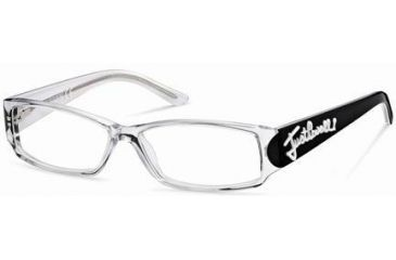 Just Cavalli JC0386 Eyeglass Frames - Crystal Frame Color