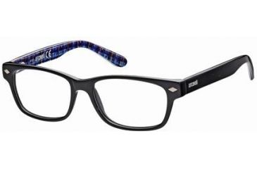 Just Cavalli JC0387 Eyeglass Frames - Shiny Black Frame Color