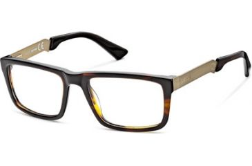 Just Cavalli JC0449 Eyeglass Frames - Dark Havana Frame Color