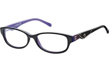 Just Cavalli JC0452 Eyeglass Frames - Black Frame Color