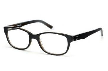Just Cavalli JC0470 Eyeglass Frames - Black Frame Color