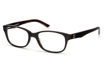 Just Cavalli JC0470 Eyeglass Frames - Dark Brown Frame Color