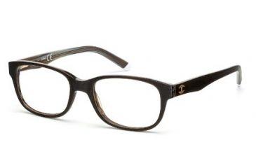 Just Cavalli JC0470 Eyeglass Frames - Dark Green Frame Color