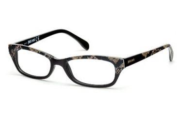 Just Cavalli JC0473 Eyeglass Frames - Black Frame Color