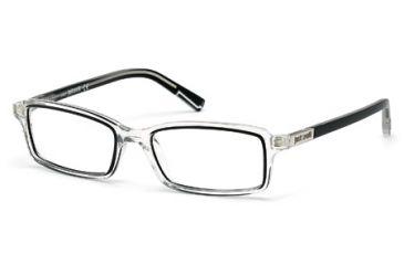 Just Cavalli JC0531 Eyeglass Frames - Crystal Frame Color