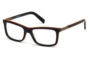 Just Cavalli JC0605 Eyeglass Frames - Blue Frame Color