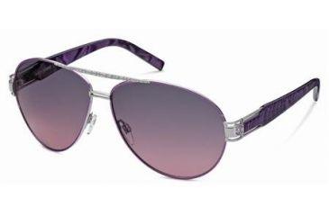 Just Cavalli JC400S Sunglasses - Shiny Palladium Frame Color