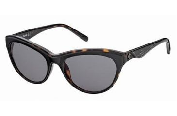 Just Cavalli JC409S Sunglasses - Black Frame Color