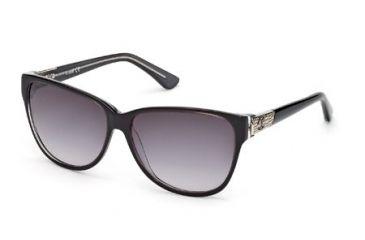 Just Cavalli JC415S Sunglasses - Black Frame Color