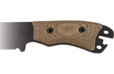Ka-Bar Knives Becker Micarta Handles, GREEN BK11HNDL