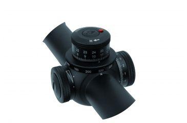 Kahles K624i 6-24x56 CCW Riflescope w/ MIL4 Reticle