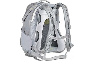Kata MiniBee-111 UL Backpack Backside View - Light Gray KT-UL-MB-111