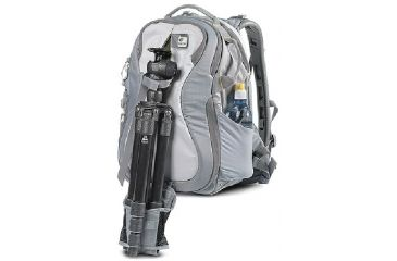 Kata MiniBee-111 UL Backpack Content Demo 2 - Light Gray KT-UL-MB-111