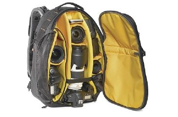 Kata MiniBee-120 PL Backpack Content Demo 1 - KT-PL-MB-120