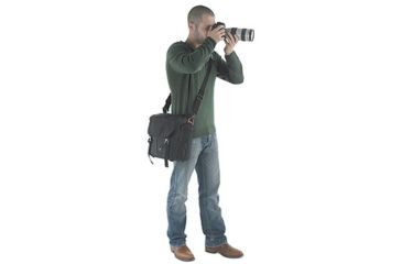Kata Pro-Light ReportIT Reporter Bag - Carrying Options, On Shoulder - KT-PL-RPT-10