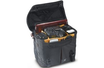 Kata Pro-Light ReportIT Reporter Bag - Inside View 1 - KT-PL-RPT-20