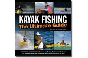 Kayak Fishing  The Ult Gd 2, Scott Null And Joel Mcbride, Publisher - Heliconia Press