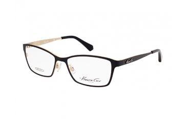 Kenneth Cole KC0206 Eyeglass Frames - Violet Frame Color