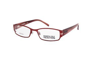 Kenneth Cole KC0748 Eyeglass Frames - Matte Bordeaux Frame Color