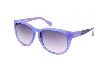 Kenneth Cole KC2730 Sunglasses - Violet Frame Color, Gradient Smoke Lens Color