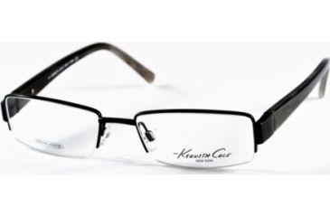 Kenneth Cole New York KC0136 Eyeglass Frames - Matte Black Frame Color