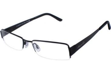 Kenneth Cole New York KC0150 Eyeglass Frames - Matte Black Frame Color
