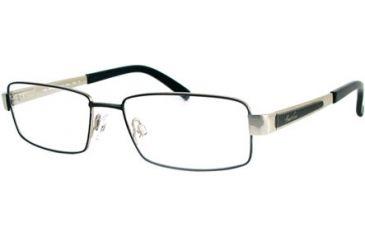Kenneth Cole New York KC0162 Eyeglass Frames - Shiny Gun Metal Frame Color