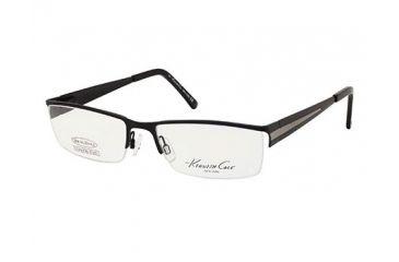 Kenneth Cole New York KC0166 Eyeglass Frames - Shiny Black Frame Color