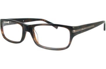 Kenneth Cole New York KC0167 Eyeglass Frames - Black Frame Color