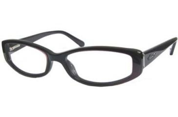 Kenneth Cole New York KC0177 Eyeglass Frames - Shiny Violet Frame Color