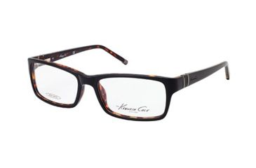 Kenneth Cole New York KC0181 Eyeglass Frames - Black Frame Color