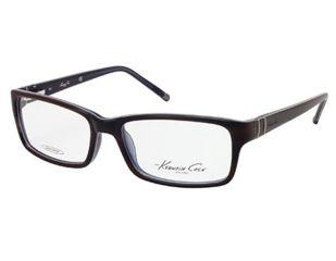 Kenneth Cole New York KC0181 Eyeglass Frames - Grey Frame Color