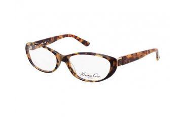 Kenneth Cole New York KC0189 Eyeglass Frames - Coloured Havana Frame Color